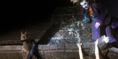"""""""Jack Napier"""" (""""The Joker"""") era uno de los mafiosos más respetados en la ciudad de """"Gotham"""". Foto:IMDb"""