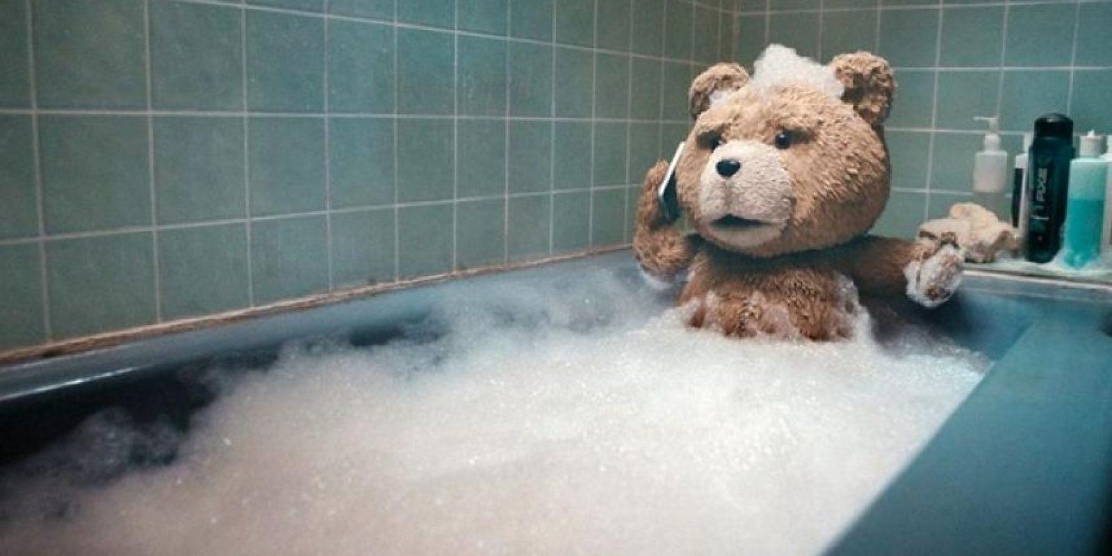 Ted tendrá que enfrentarse a algunos problemas legales para hacer su deseo realidad. Foto:Facebook/Ted