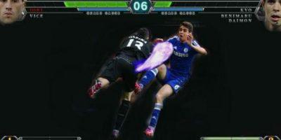 Sin embargo, las imágenes del choque entre ambos futbolistas generaron diversas reacciones en redes sociales. Foto:Vía Twitter.com/troll__football