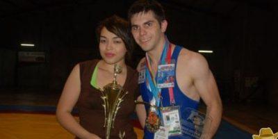Luchador guatemalteco gana plaza para competir en Toronto