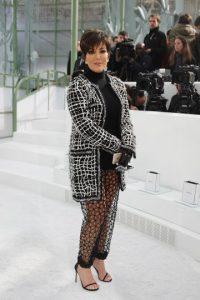 Kris Jenner, la madre de las Kardashian, recientemente hizo pública la extorsión sobre un video íntimo. Foto:Getty Images