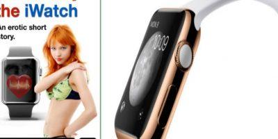 ¡Qué pícaro! El Apple Watch es protagonista de una novela erótica