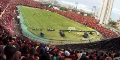 El Sport Club do Recife parece haber ideado una nueva estrategia que podría terminar con la violencia en los estadios de fútbol. Foto:vía Twitter/@sportrecife