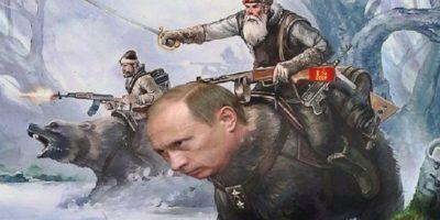 """El comunicado se ha realizado en la web oficial que la agencia del Kremlin, conocida como """"Roskomnadzor"""" tiene en la red social rusa VKontakte. La descripción de la infracción es bastante sujeta a interpretación, pero precisamente por eso también es ideal para que puedan prohibir cualquier meme protagonizado por personalidades públicas, como Vladímir Putin. Foto:vía Twitter"""