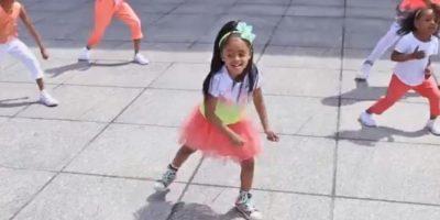 Es bailarina, modelo y actriz Foto:Vía Youtube/Tianne King