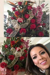 """Entonces los medios españoles hicieron eco en la belleza de la esposa de Navas, quien de inmediato se convirtió en una de las """"Wags"""" más seguidas del madridismo. Foto:Vía twitter.com/andreasalasb"""