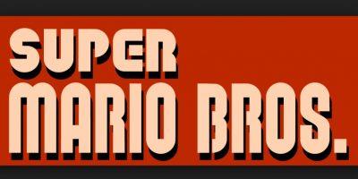"""""""Super Mario Bros"""" se convirtió en uno de los videojuegos más vendidos de la historia Foto:commons.wikimedia.org"""