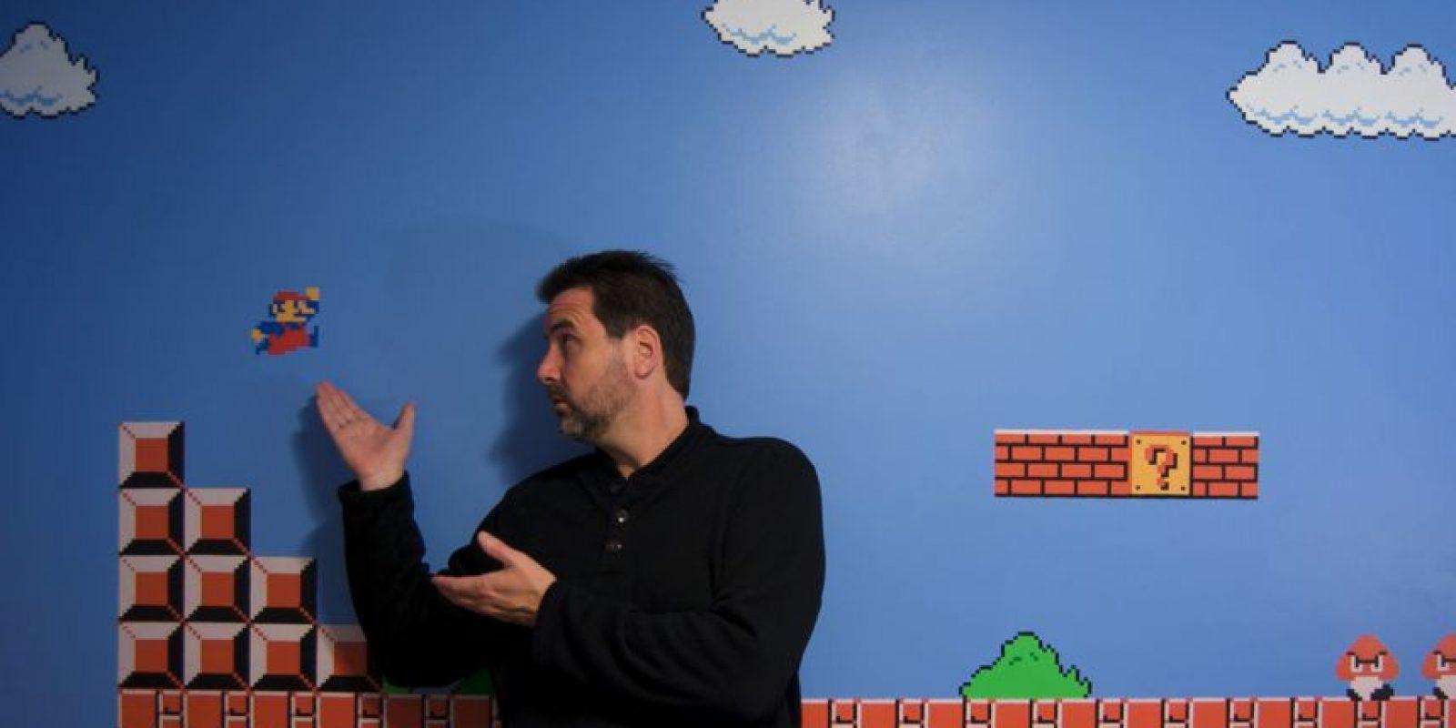"""""""Mario"""" es el personaje más famoso en la historia de los videojuegos, según Marketing Evaluations Foto:flickr.com/photos/somegeekintn/"""