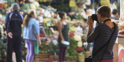 Los mercados se incluyen entre los atractivos que visitan los turistas. Foto:Sengo Pérez