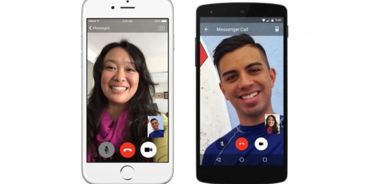 Facebook lanzó videollamadas para competir con Skype
