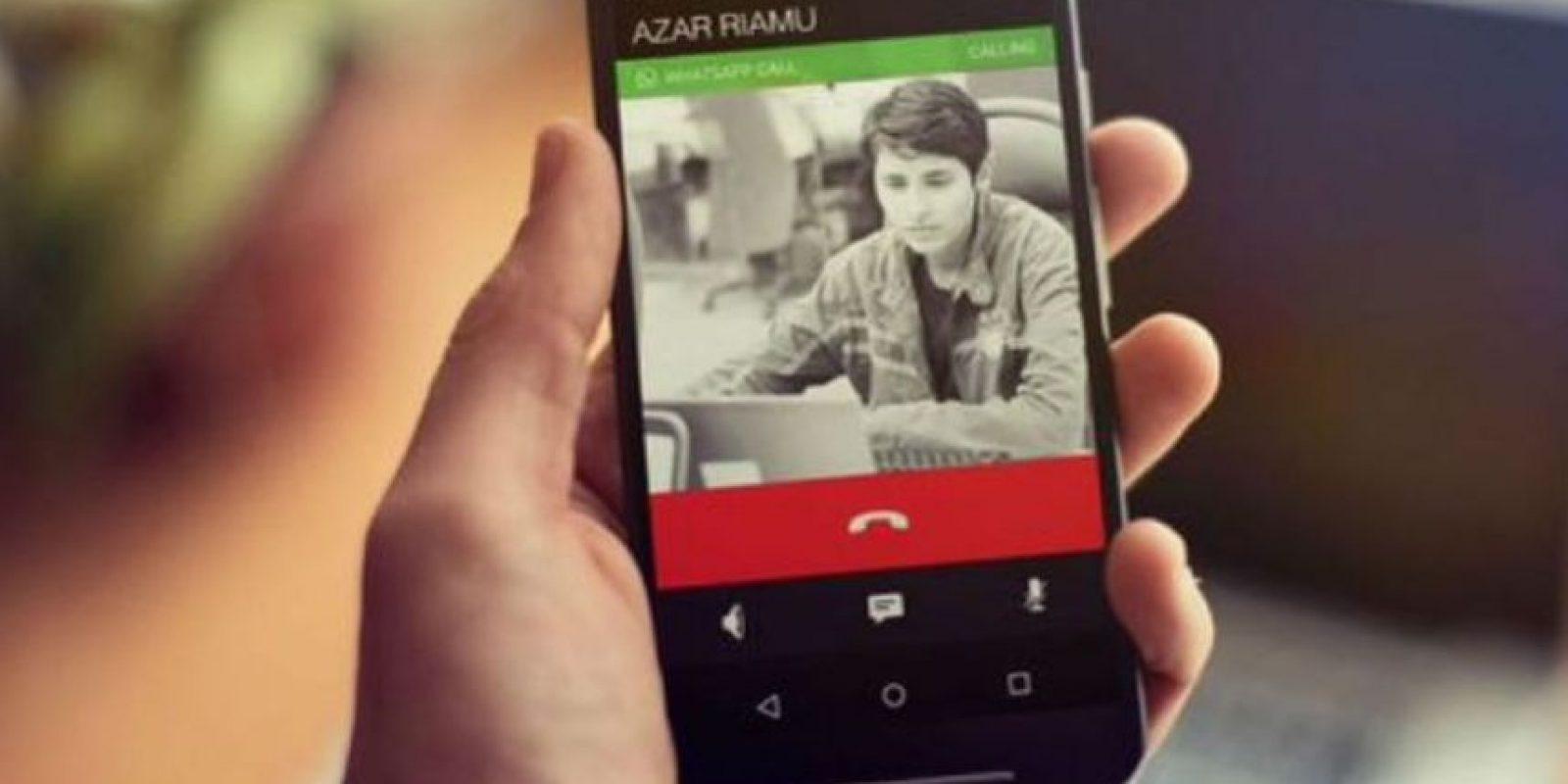 Algunas apps aprovechan que usuarios quieren las llamadas gratis de WhatsApp para engañarlos. Foto:Pinterest