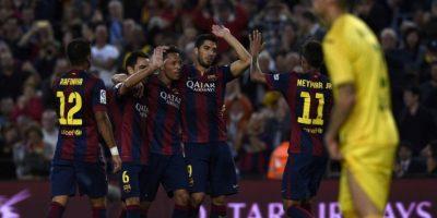VIDEO. El Barcelona no pierde el paso y golea contra el Getafe