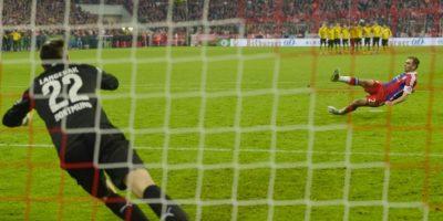 La falta de puntería en los penaltis deja fuera de la final al Bayern