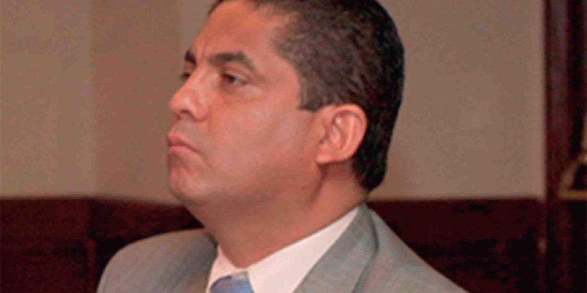 Detalles por la posible recompensa para detener al exsecretario de Baldetti
