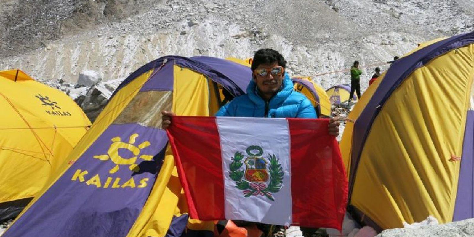 El peruano Víctor Rímac Foto:www.facebook.com/victorrimacoficial