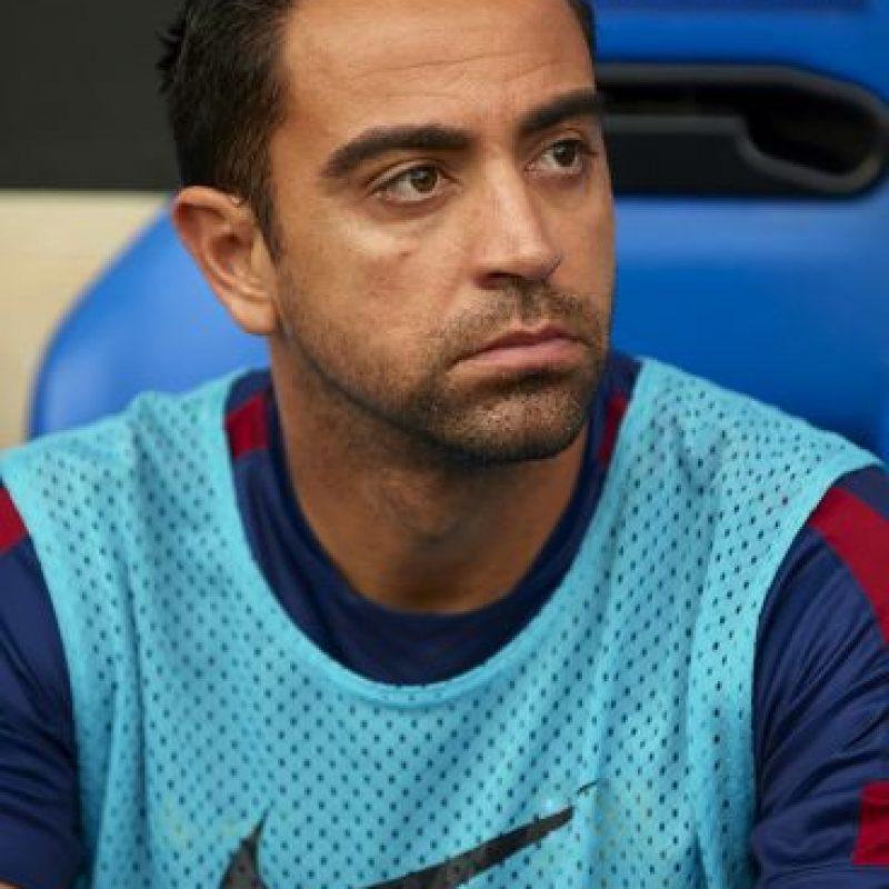 """Quizá Xavi no sea muy guapo, pero algo tiene este mediocampista que las mujeres lo consideran """"hot"""" y lo han ubicado en el quinto lugar de los futbolistas más deseados. Foto:Getty Images"""