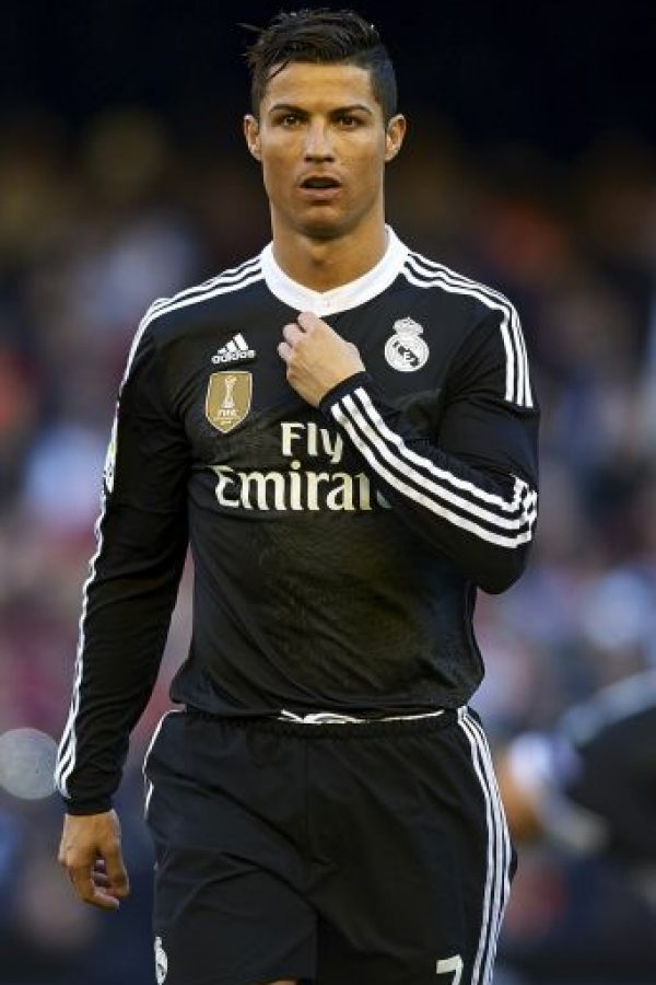 10. Cristiano Ronaldo (Real Madrid) Foto: Getty Images