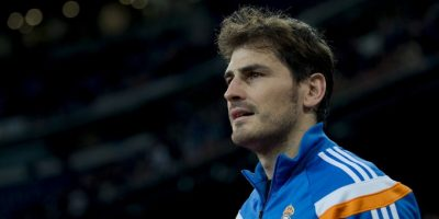 4. Iker Casillas (Real Madrid) Foto: Getty Images