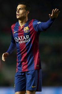 7. Pedro Rodríguez (Barcelona) Foto:Getty Images