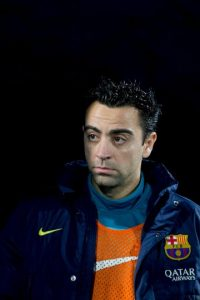 5. Xavi Hernández (Barcelona) Foto: Getty Images