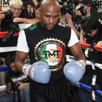 El evento ha atraído muchos reflectores y hay mucha expectativa sobre quién se convertirá en el mejor boxeador de los últimos tiempos. Foto:Getty Images