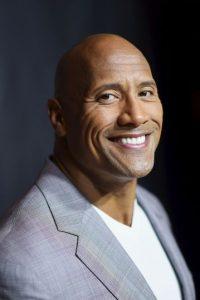 El luchador y actor Dwayne Johnson Foto:Getty Images