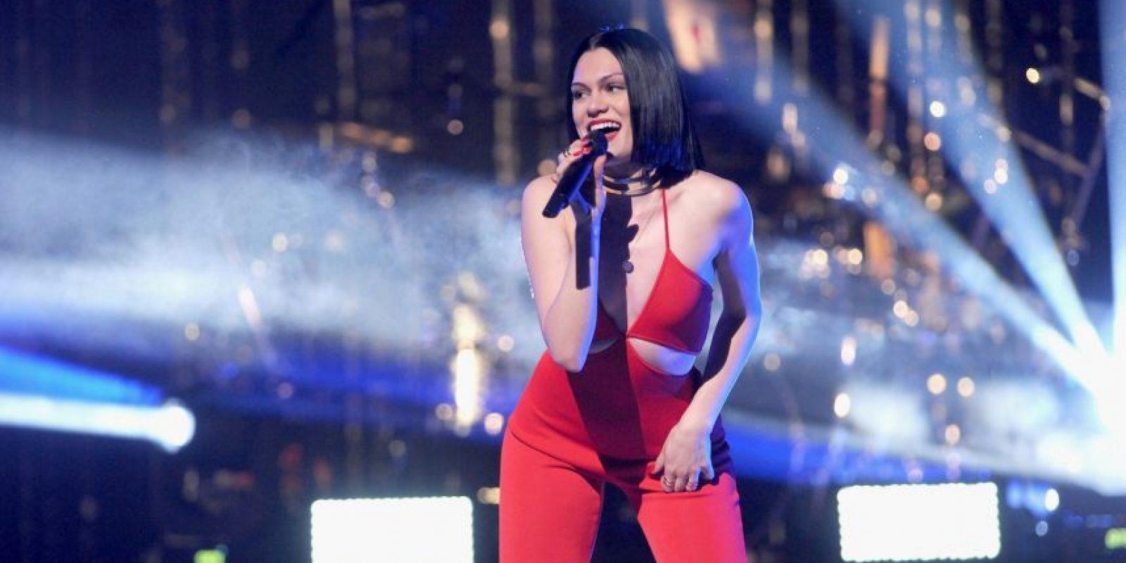 La cantante Jessie J Foto:Getty Images