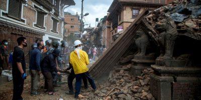 9. De igual forma se indicó que 1.4 millones necesitan asistencia alimentaria. Foto:Getty Images