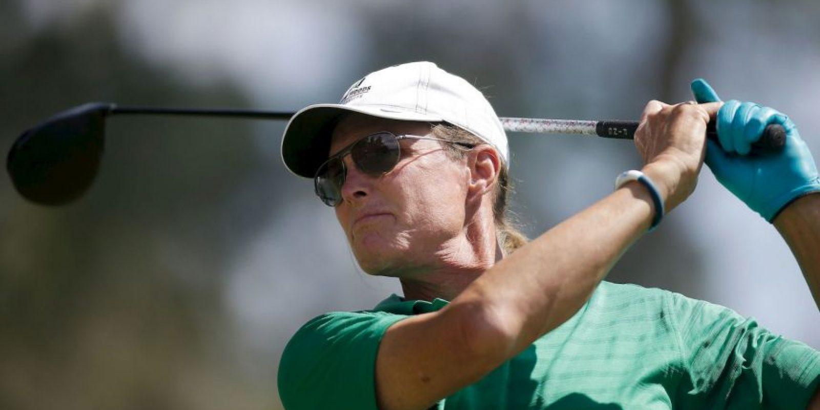 Bruce tendrá que adaptarse a su nuevo cuerpo para jugar golf. Foto:Getty Images