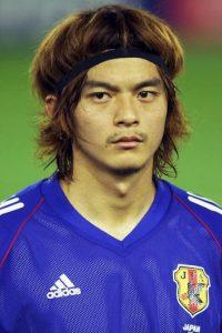 El futbolista japonés Naoki Matsuda murió en 2011, a los 34 años. En agosto de ese año, el mediocampista sufrió un desmayo en pleno entrenamiento de su equipo, el Matsumoto Yamaga, y murió dos días después a causa de un paro cardiorrespiratorio. Foto:Getty Images