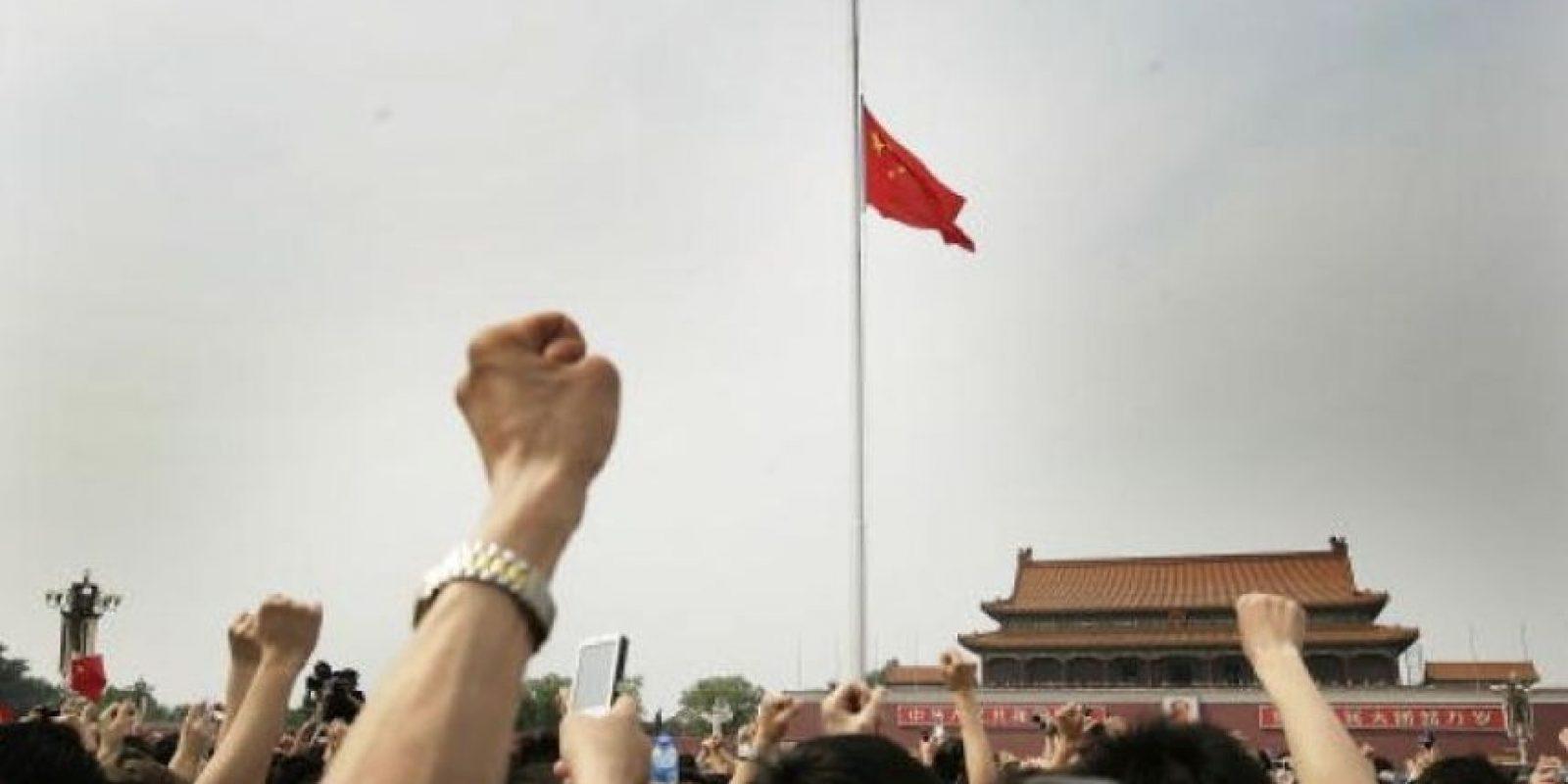 12 de mayo de 2008, Sichuan, China: 69 mil 195 muertos, 374 mil 177 heridos y 18 mil 392 personas desaparecidas dejó el sismo de 7.9 grados de magnitud. Foto:Getty Images
