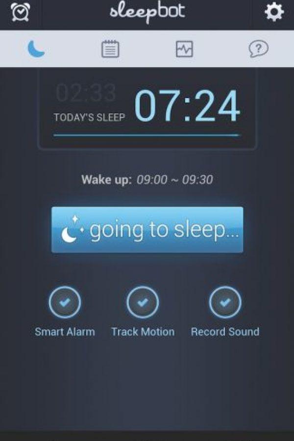 Sleep Bot Foto:Sleep Bot