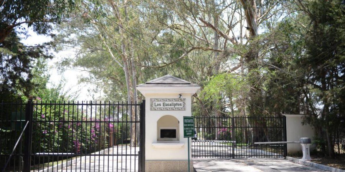 Buscan a Juan Carlos Monzón en las casas de Baldetti