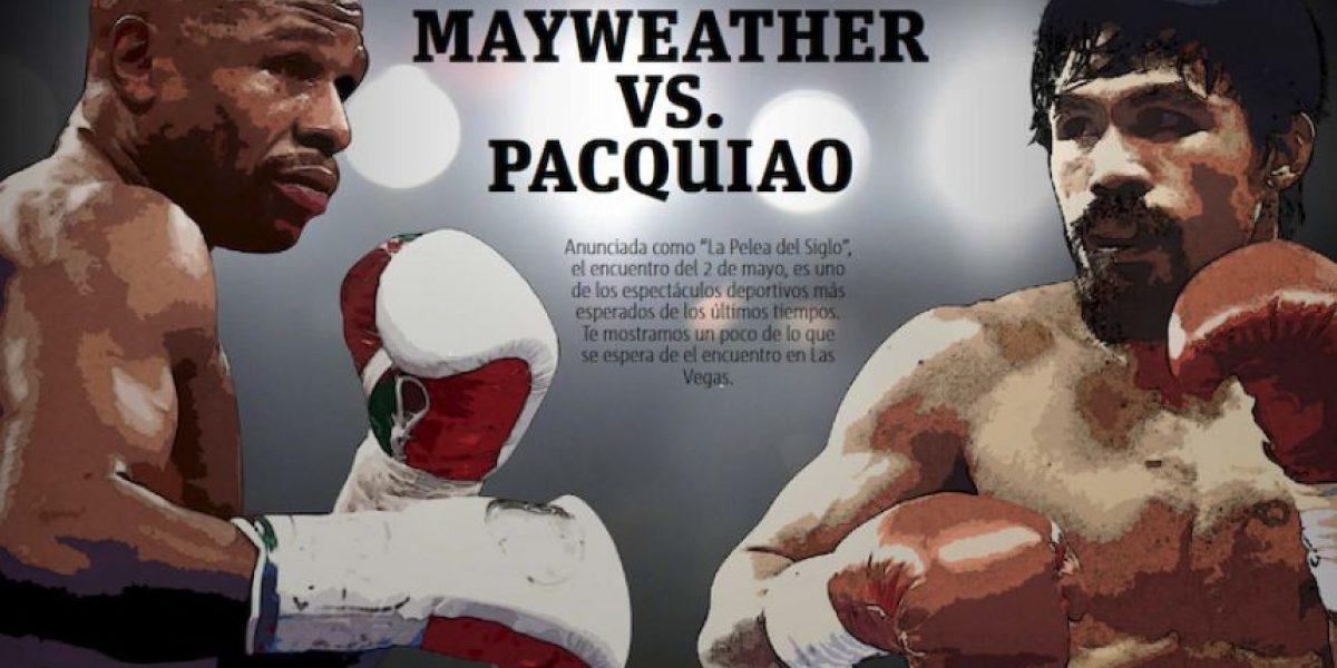 Mayweather vs. Pacquiao: Todo lo que debes saber sobre