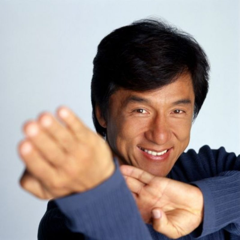 Jackie Chan Foto:Agencias