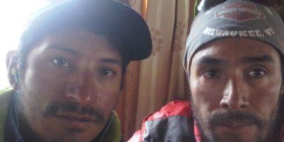 Víctor Rimac y Holmes Pantoja Foto:Vía Facebook.com/victorrimacoficial