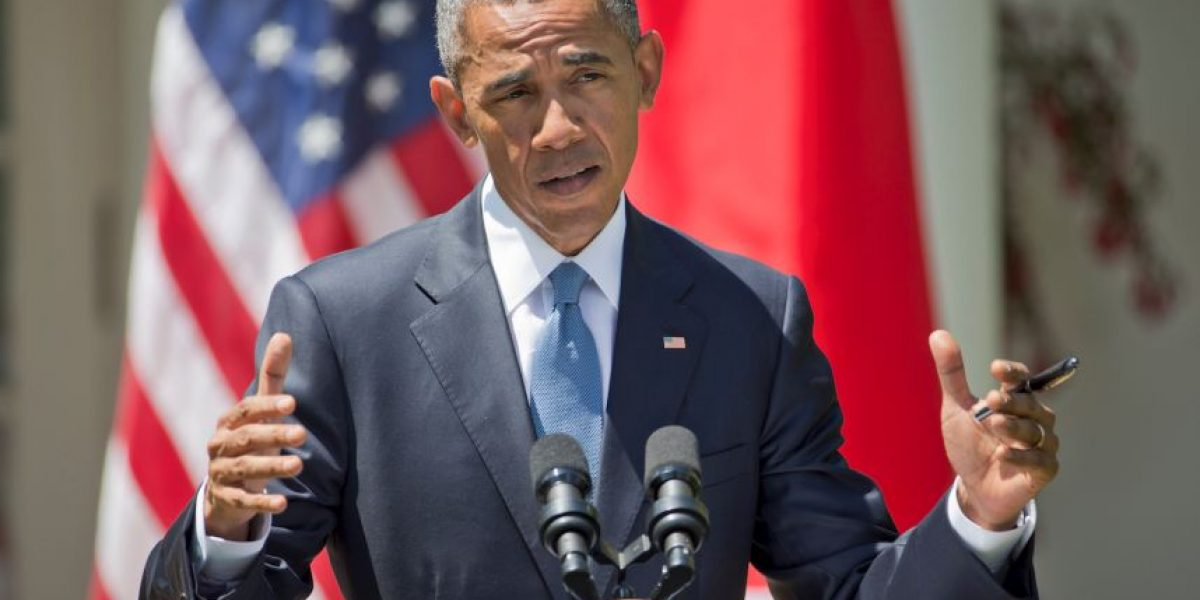 Barack Obama acusa de criminales a los manifestantes de Baltimore