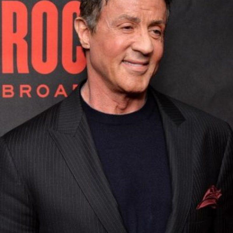 """Antes de encarnar a """"Rocky"""", tuvo un papel en una película pornográfica en 1970 titulada """"El Semental Italiano"""". Aunque el actor casi no tenía diálogos en esta película; sí realizó escenas explícitas que demostraron sus aptitudes sexuales. Foto:Getty Images"""
