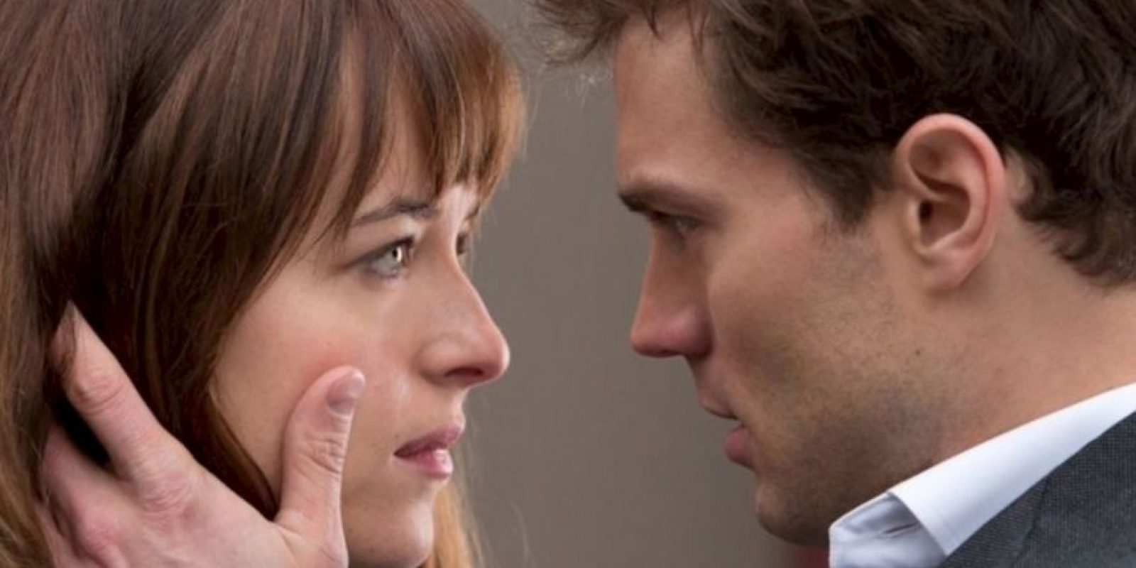 Sin embargo dieron un adelanto Foto: Vía Facebook/Fifty Shades of Grey