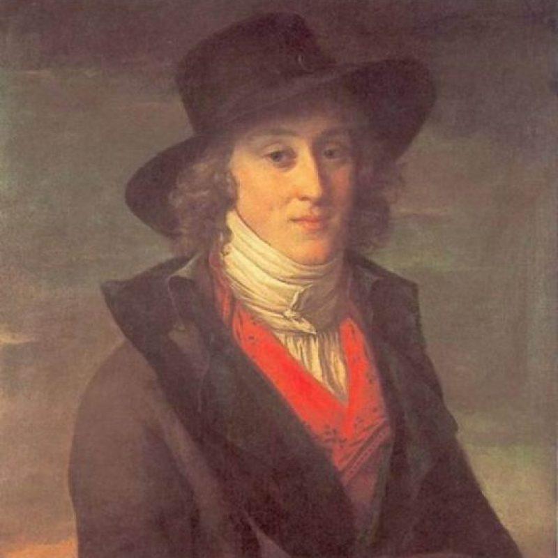 Se dice que Louis de Saint- Just, amigo de Robespierre en la Revolución Francesa, al verse rechazado por una mujer, la mandó a guillotinar y usó un chaleco con su piel. Foto:vía Wikipedia