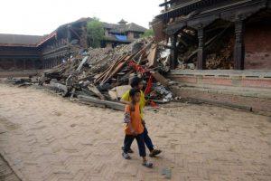 Nepal es uno de los países con mayor índice de explotación infantil Foto:AFP