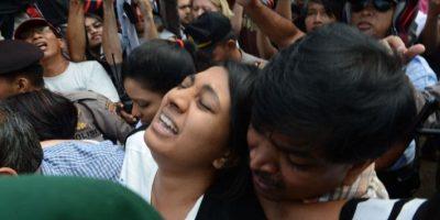 2. Estas ejecuciones causaron indignación internacional. Foto:AFP