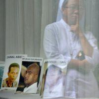 5. Los ejecutados se negaron a que les vendaran los ojos Foto:AFP