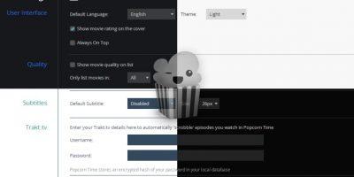 La aplicación fue pensada como una alternativa a los servicios de transmisión de video cono Netflix Foto:facebook.com/PopcornTimeTv