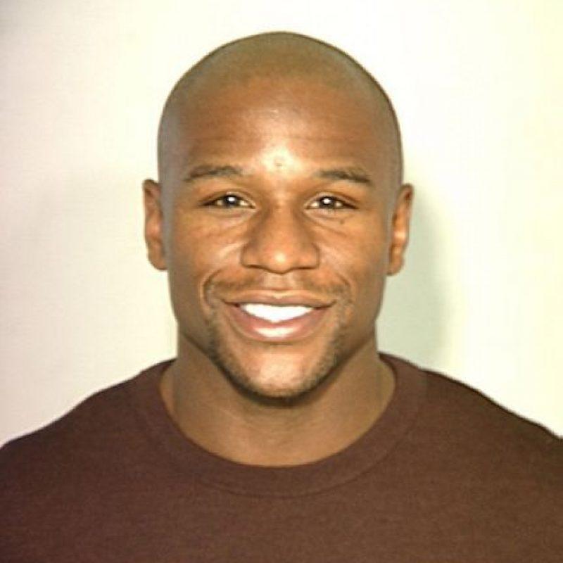 Floyd Mayweather Jr, detenido por un altercado en un casino de Las Vegas Foto:Getty Images
