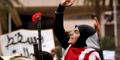 También después de la Primavera Árabe, la Asamblea Nacional Constittuyente realizó una de las cartas fundamentales más avanzadas del mundo árabe, al incluir derechos de las mujeres y de libertad religiosa. Foto:Getty Images