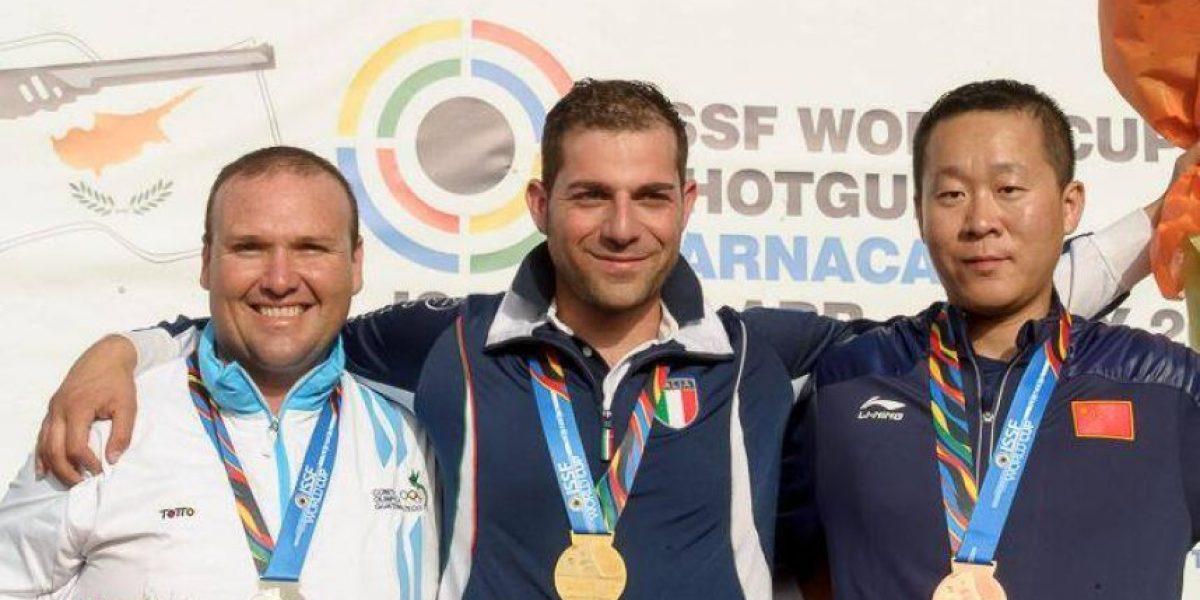 Brol gana la plata en la Copa del Mundo y estará en Rio 2016