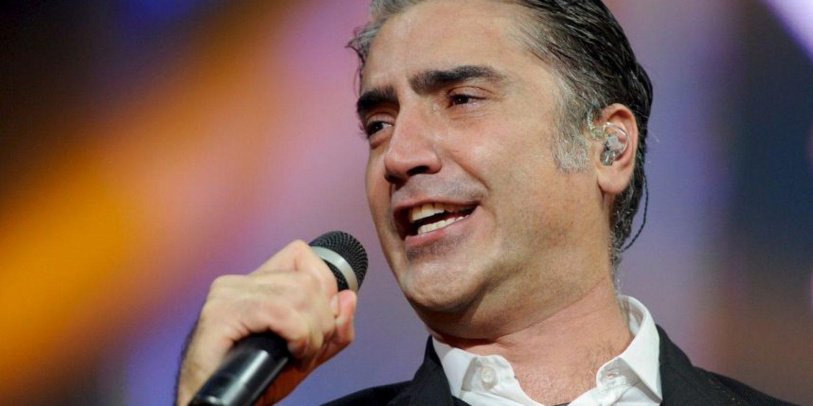 """Durante su concierto en Aguascalientes sus fans le cantaron """"Las Mañanitas"""", canción con que se agasaja a los cumpleañeros en México. Foto:Getty Images"""