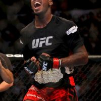 Jon Jones, luchador de UFC. Foto:Getty Images