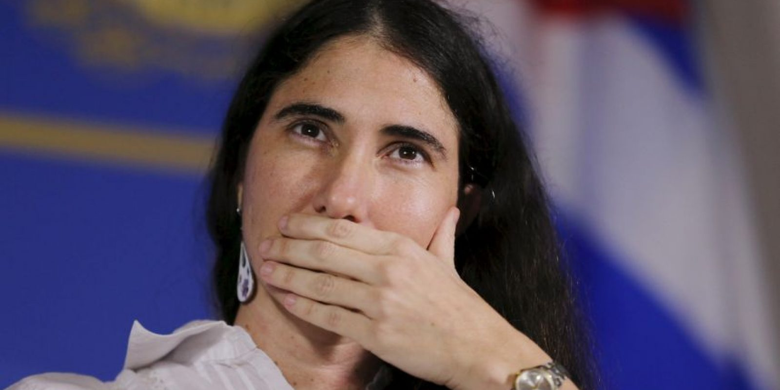 Es conocida por sus críticas feroces contra Fidel Castro. Foto:Getty Images